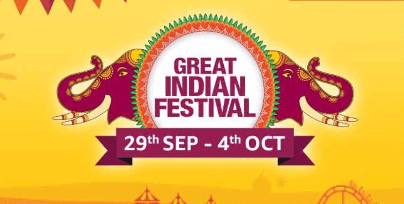 Amazon Great Indian Festival 2019: