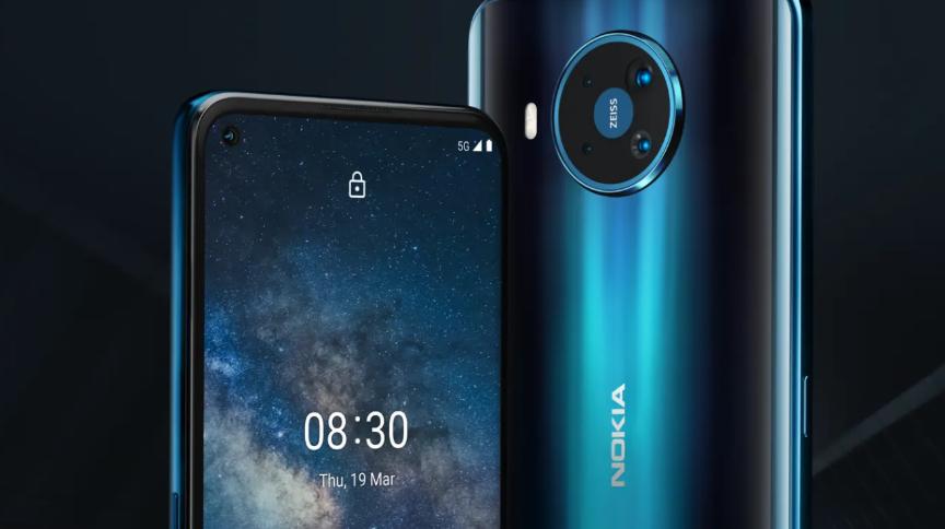 Nokia 8.3 5G - Mrandroid