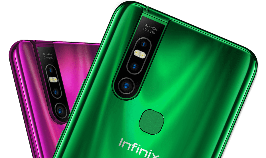 Infinix S5 Pro - Mrandroid.in