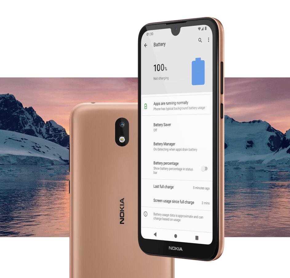 Nokia 1.3 - Mrandroid.in