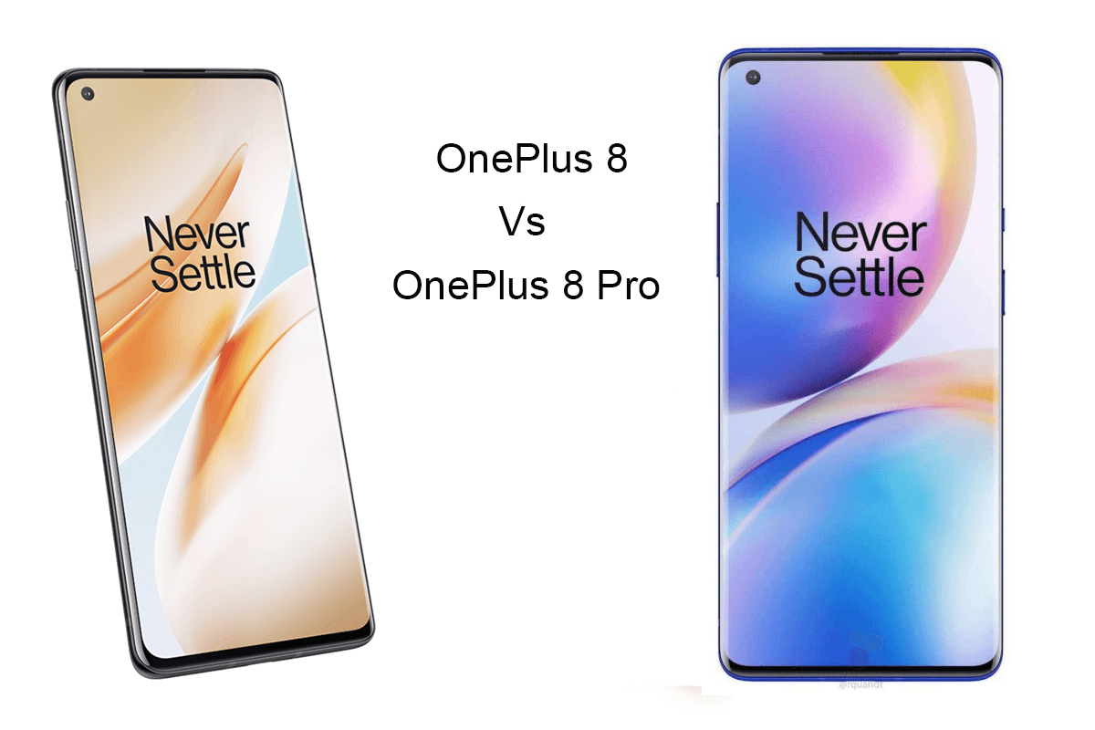 OnePlus 8 Vs OnePlus 8 Pro : What's different? 2