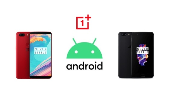 Android 10 for OnePlus 5/5T