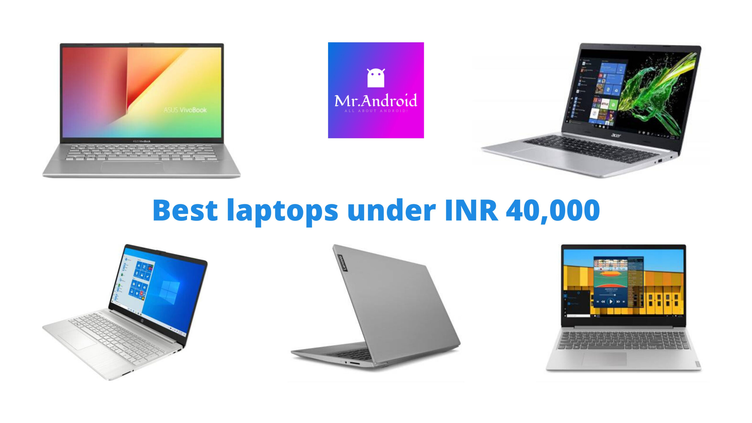 best laptop under 40000